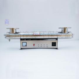 净淼供应JM-UVC-360过流式紫外线消毒器/管道式紫外线杀菌器