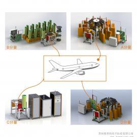 雷电直接效应试验测试系统 LCG 464C