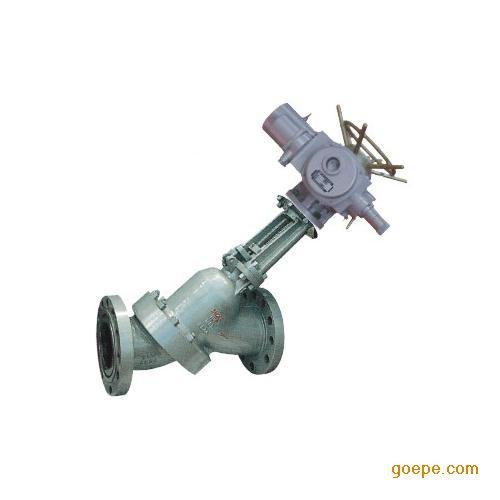 电动y型料浆阀-rkfm品牌图片