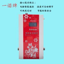 农村新型取暖设备畅销电采暖炉