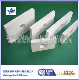 火电厂、水泥厂用氧化铝耐磨陶瓷衬板耐高温焊接板