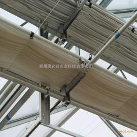 正确利用智能温室大棚内的遮阳网的方法
