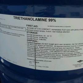 三乙醇胺|抗静电剂三乙醇胺|高级化妆品原料三乙醇胺