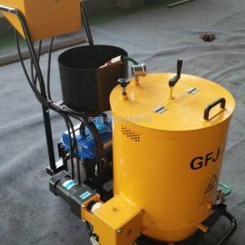 沥青灌缝机公路养护能手 60小型灌缝机帮您大忙