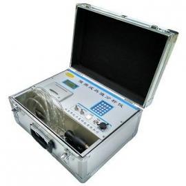 便携式天然气/液化气热值分析仪/气田气热值分析仪
