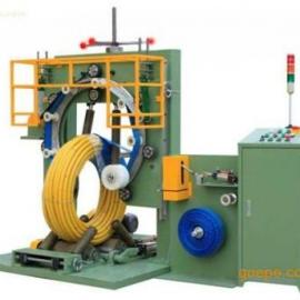 喜鹊胶管缠绕机 厂家专业生产 可包高压胶管 耐油胶管 输水胶管等