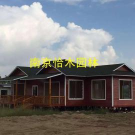 扬州木屋公司可定制各类木屋 木别墅 木房子