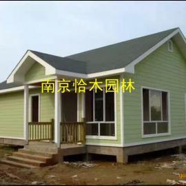 南京防腐木厂家可制作各类木屋 凉亭 花架葡萄架 地板