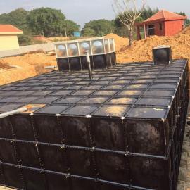 河北保定抗浮地埋式箱泵一体化设备