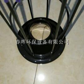 水泥厂除尘设备喷塑除尘骨架与哪种滤料搭配效果好