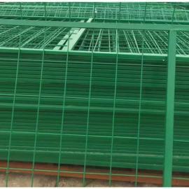 苏州电厂外围挡护栏-浸塑护栏网加工厂-来图纸定做护栏样式