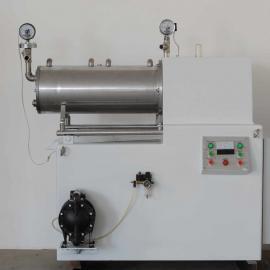实验室卧式砂磨机 棒销式卧式砂磨机 圆盘式卧式砂磨机