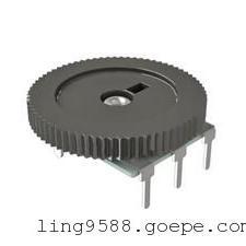 深圳厂家R1001N单联直插脚电位器 拔盘电位器