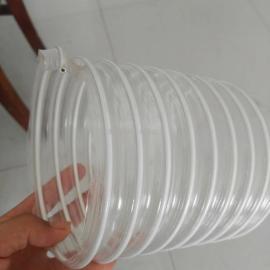 PVC大关键词吸尘管夹钢丝波纹管插秧机下料管