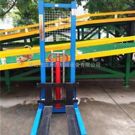 手动液压堆高车/手动液压装卸车/运输车/装卸 车