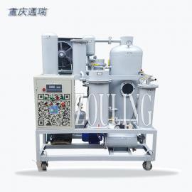 30L/min真空滤油机 矿山机械润滑油专用过滤北京赛车
