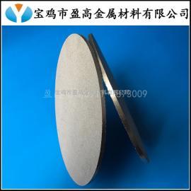 供应高效透气多孔钛板