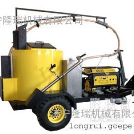 自行走灌缝机 道路灌缝机 灌封车 手推小型灌封机 RGF400灌缝机