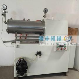 广州砂磨机WS大型卧式砂磨机