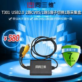 同三维T301 USB AV S端子视频采集卡SDK开发包