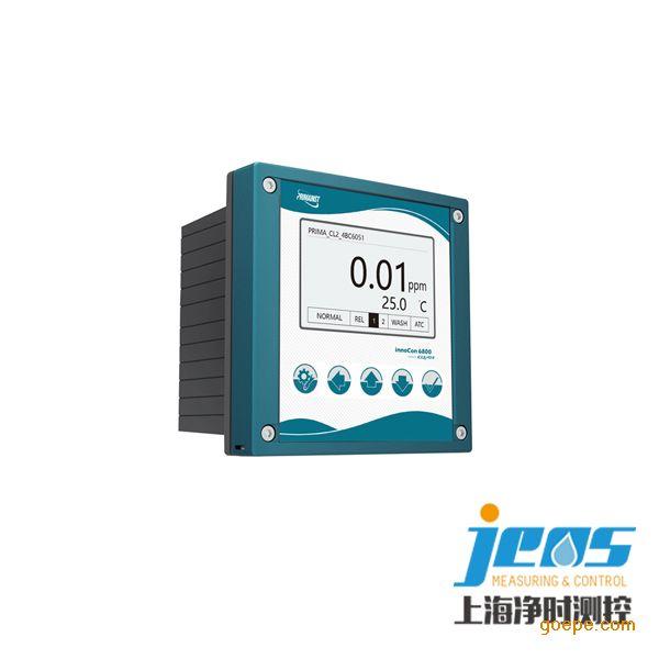 innoCon 6800D进口在线荧光法溶解氧分析仪