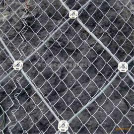 巨石滑落被动菱形网@泰宁被动菱形网@安首被动菱形网支撑保护