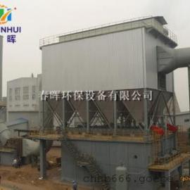 3T4T生物质燃煤锅炉布袋除尘器前面加旋风除尘器的理由
