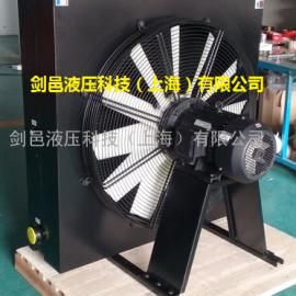 剑邑ELB-9-A3液压风冷却器风冷式油冷却器液压散热器