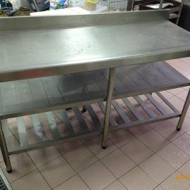 河南洛阳不锈钢工作台 不锈钢工具柜 不锈钢工具车