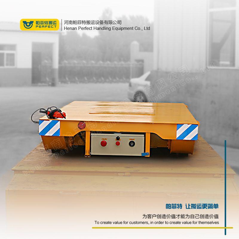 汽车零部件及模具成品转运车电动平板车