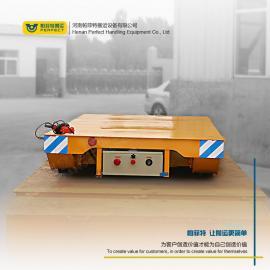 机床设备配套运输车无轨平车化工原料包装箱平板搬运车