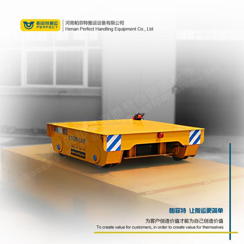 炼钢厂钢水包车 30T10T电动钢包运输车 轨道电动平板车