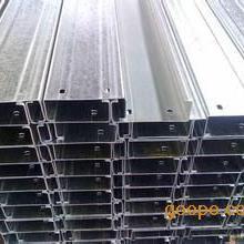 云南C型钢厂家价格