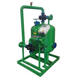 供应 多灵 全自动浅层介质过滤器 自动反洗浅层砂过滤器