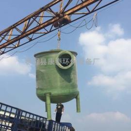 10000风量玻璃钢气液分离器尺寸