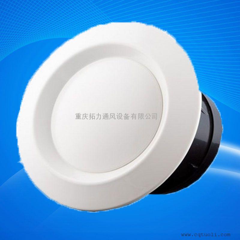 PVC新风口(圆盘型)