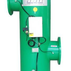 电动刷式过滤器