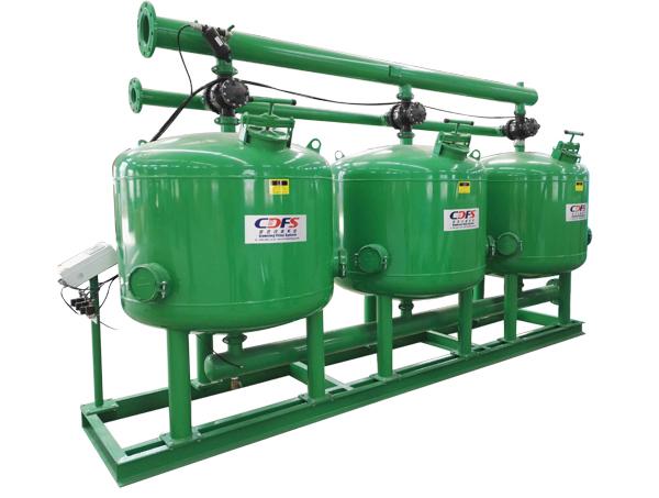 农业灌溉砂石过滤器