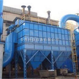 小型2吨生物质有机物燃料锅炉废气可以用布袋除尘器来处理吗?