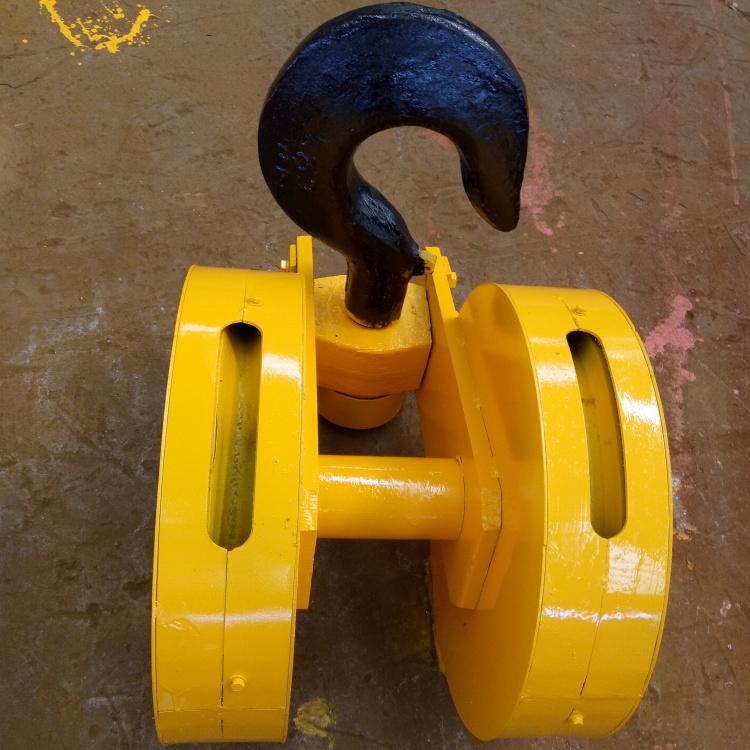 g882 5吨双梁吊钩组价格多少电动葫芦专用吊钩