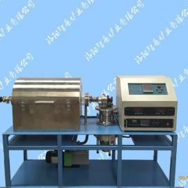 真空烧结炉,正规生产厂家供应实验室专用高温管式真空烧结炉