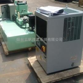 机床用通过式切削液冷却机