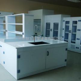 PP耐酸碱柜,耐腐实验柜,PP实验柜