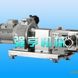 黑龙江强亨强亨调味剂泵属于凸轮转子泵