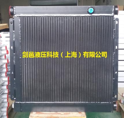 剑邑ELF-8-A3防爆电机型液压风冷却器防爆冷却系统