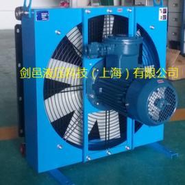 剑邑ELF系列船舶克令吊甲板机械液压系统风冷却器散热器