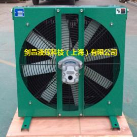 剑邑ELH-6-10系列液压马达驱动式风冷却器风冷式散热器