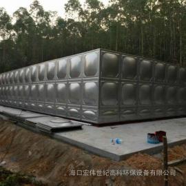 海南sus304不锈钢水箱