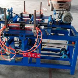 木工排钻 三轴实木打眼机 双轴打眼机 单轴榫槽机