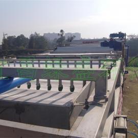 北京绿盛洗砂正规污泥脱水机厂家直销处理量大全主动化运行